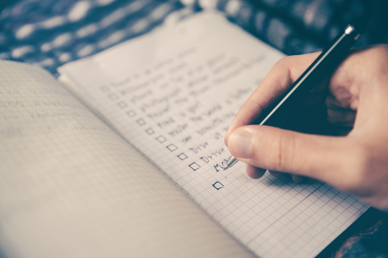 Check-liste ultime pour votre déménagement : 60 jours avant votre déménagement